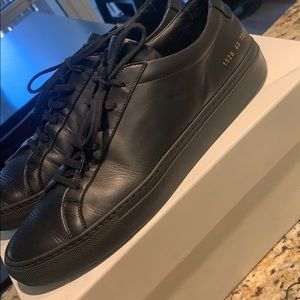 Common Projects Shoes | All Black Size